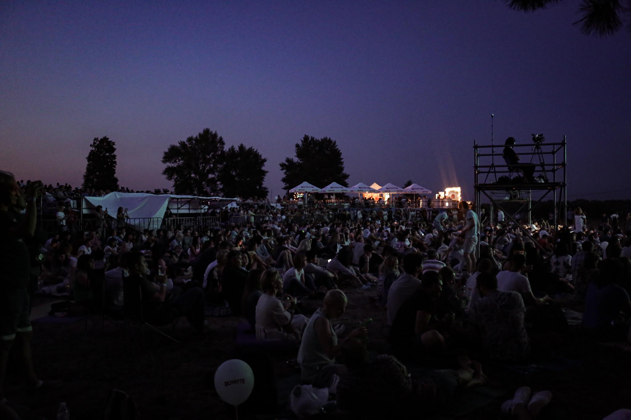 На фестивалі BezVIZ перекупники незаконно продають квитки
