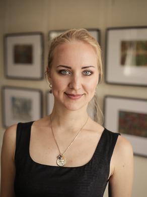 Тетяна Дробахіна