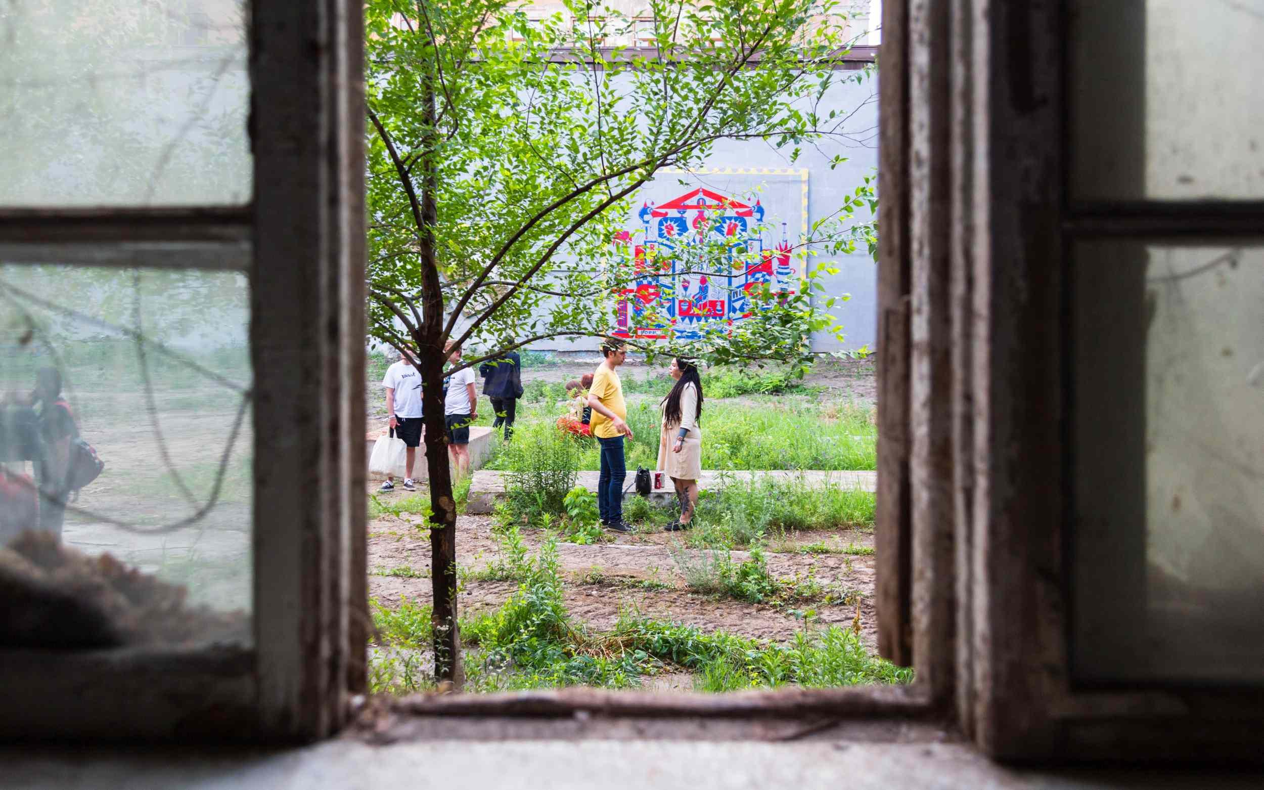 Construction Festival VI: Конструирование новой городской идентичности