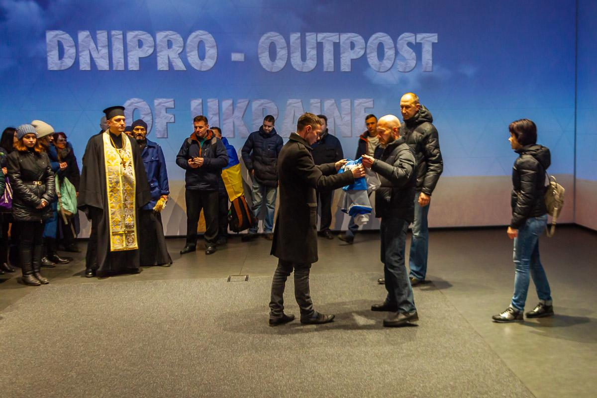 """""""Dnipro – outpost of Ukraine"""" покажуть у форматі віртуальної реальності"""
