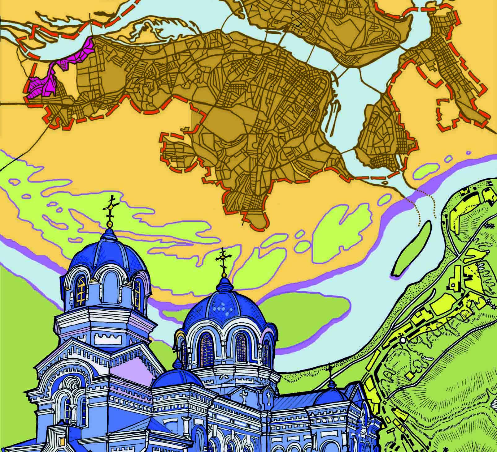 Архітектор із Дніпра випустив довідник про Таромське