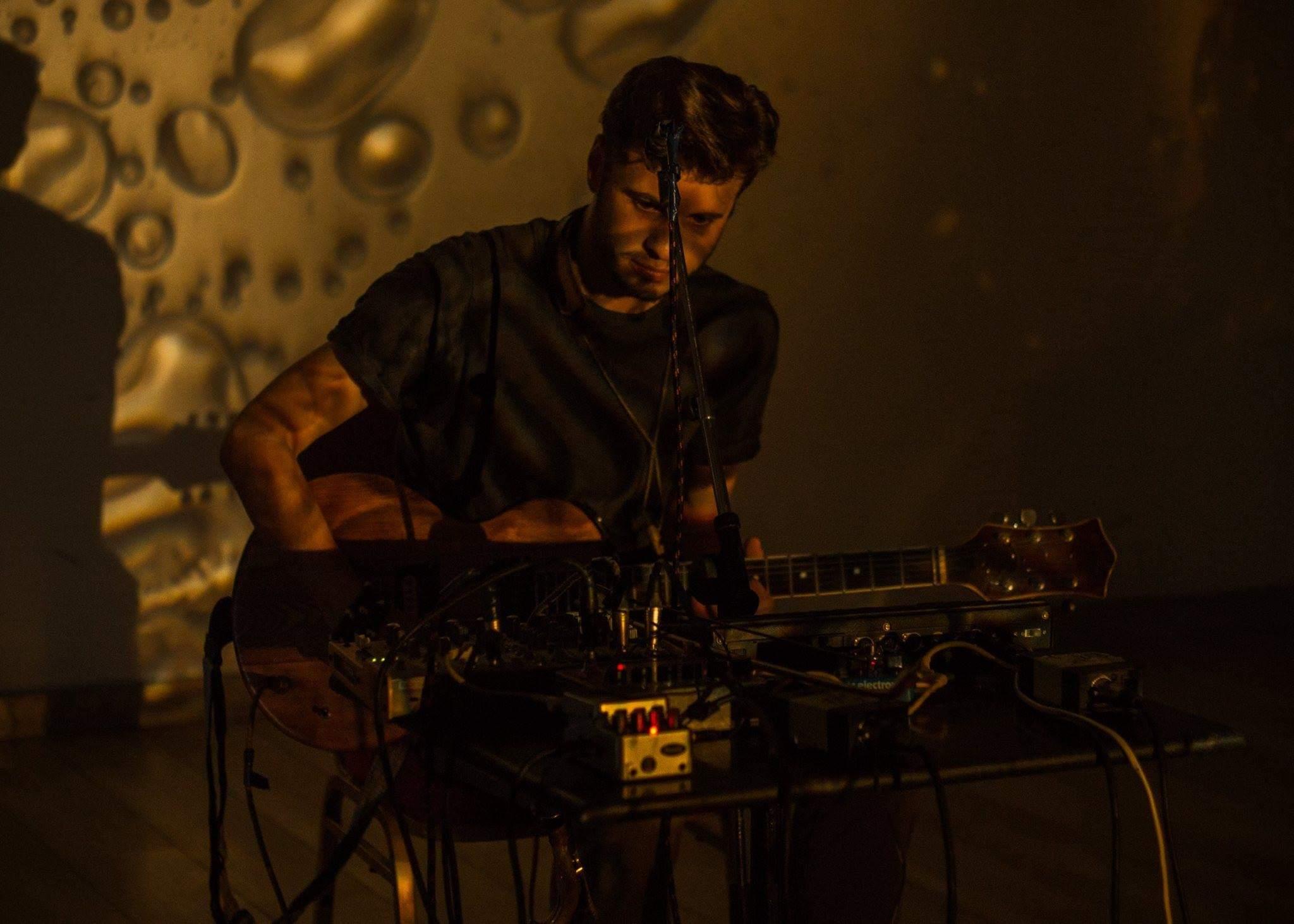 """Дніпровський музикант Jol Tai випустив новий альбом """"Tunnel of Eclipse"""""""