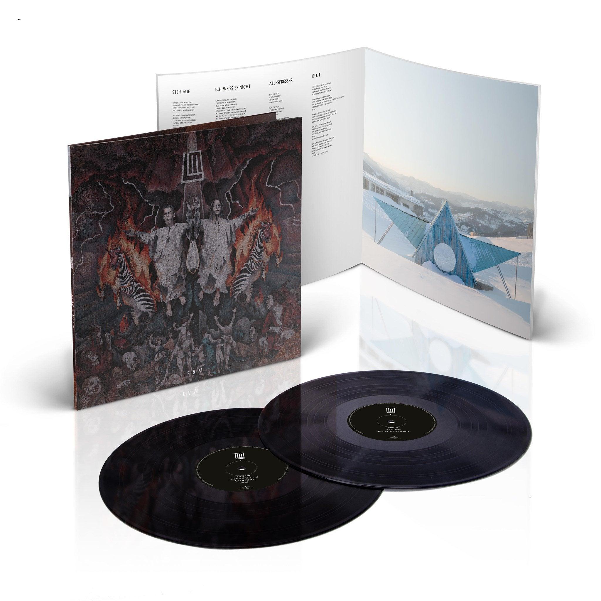 Дизайнер із Дніпра став співавтором обкладинки альбому гурту Lindemann