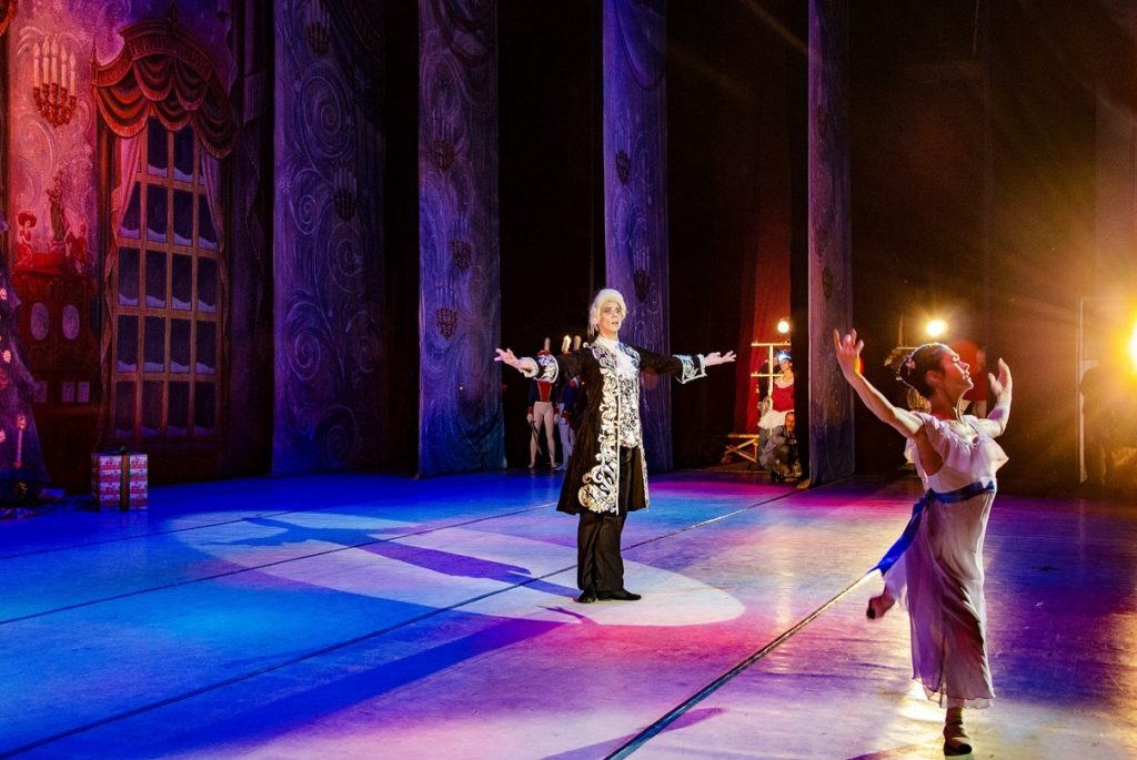 Один день із життя соліста балету - 14 зображення