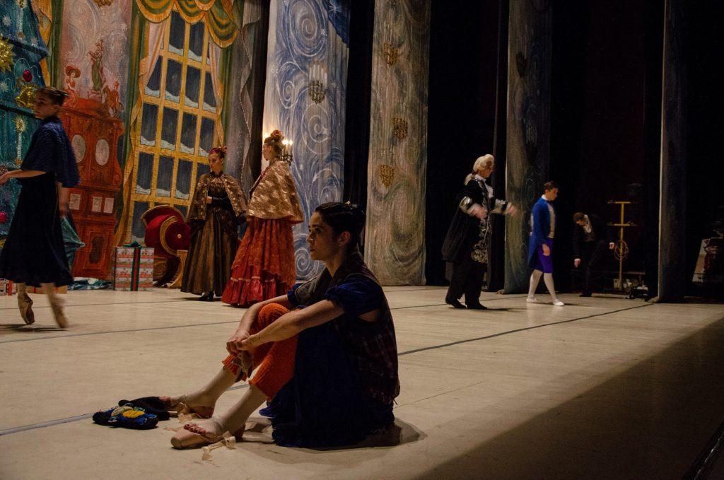 Один день із життя соліста балету - 11 зображення
