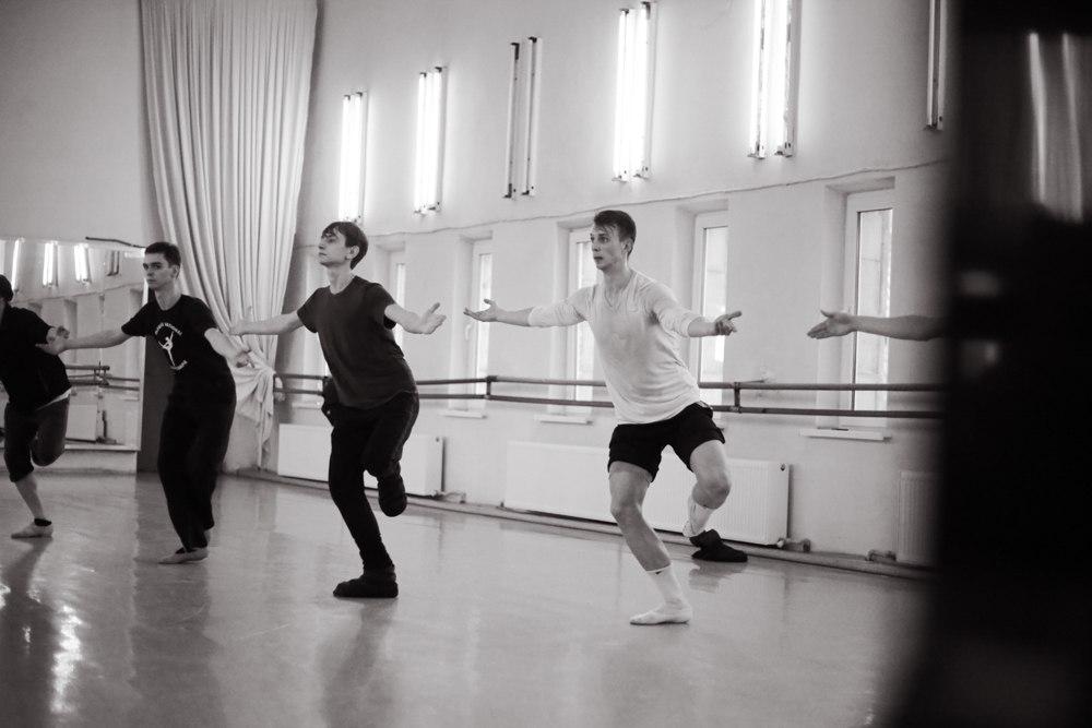 Один день із життя соліста балету - 4 зображення