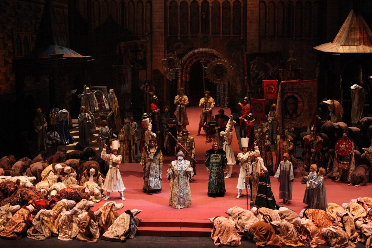 Артистів театру опери та балету запросили виступити у Італії