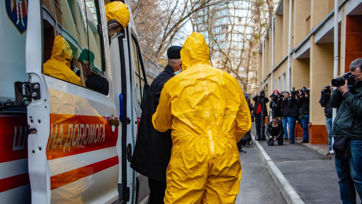 В Україні ввели карантин