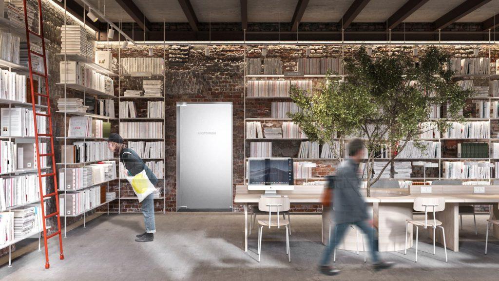 Центр современной культуры - так будет выглядеть библиотека