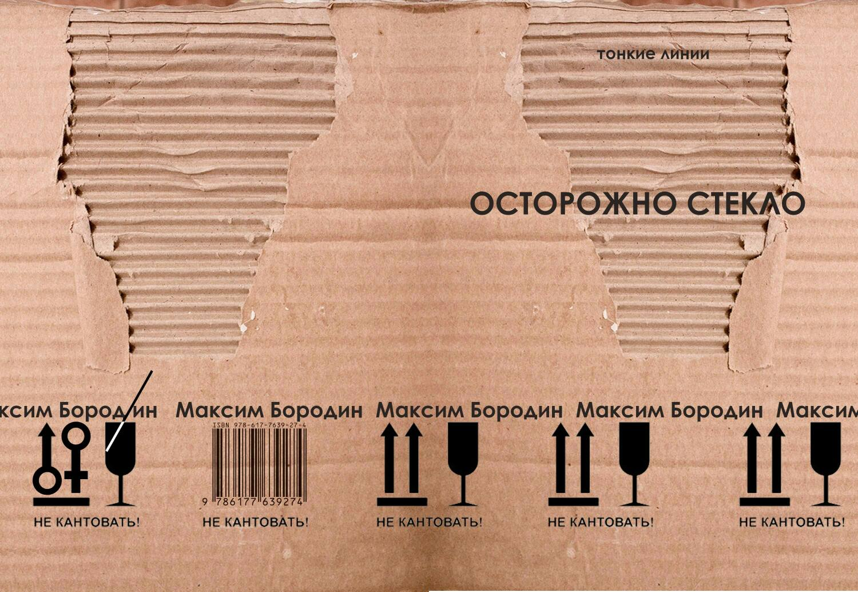 Максим Бородін готує збірку віршів до видання