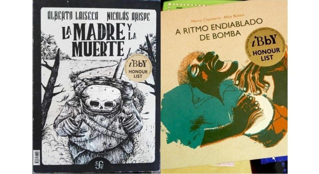 """Дитячі книжки з """"Почесного списку Андерсена"""" на фестивалі """"Букспейс""""."""