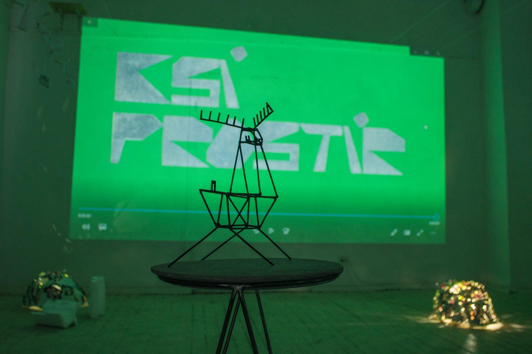 Ksi Prostir переїхав до Центру сучасної культури