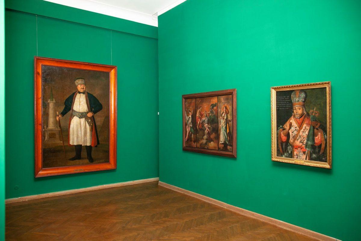 Художній музей відкрив нову залу