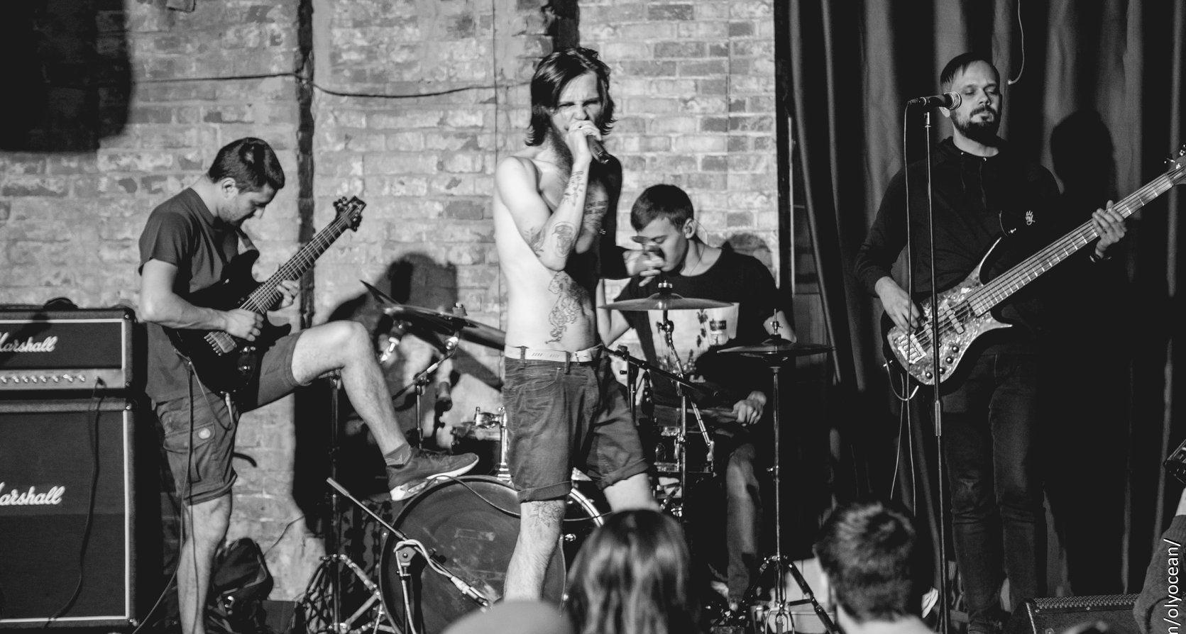 """#ДніпроШумить: 5+ найцікавіших """"важких"""" музичних гуртів Дніпра"""