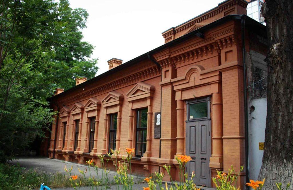 Будинок Олександра Поля