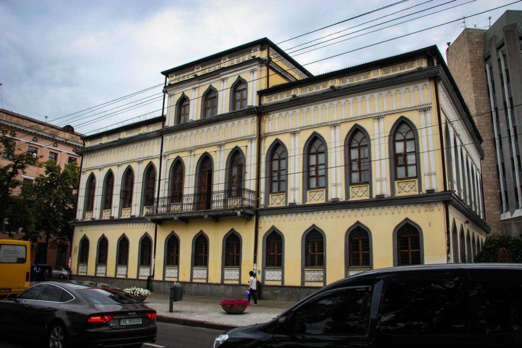 Будинок губернатора (Англійський клуб) у Дніпрі
