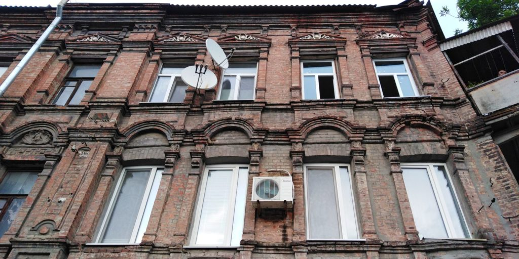 Как в Днепре сохранить исторический облик дома и жить комфортно