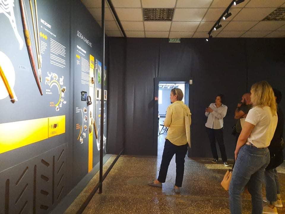 Дніпро допоможе створити музей АТО на Донеччині