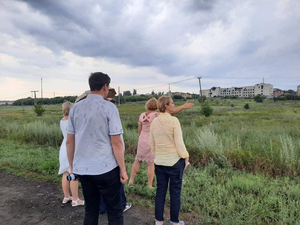 Музей АТО планують збудувати у Семенівці або в районі гори Карачун