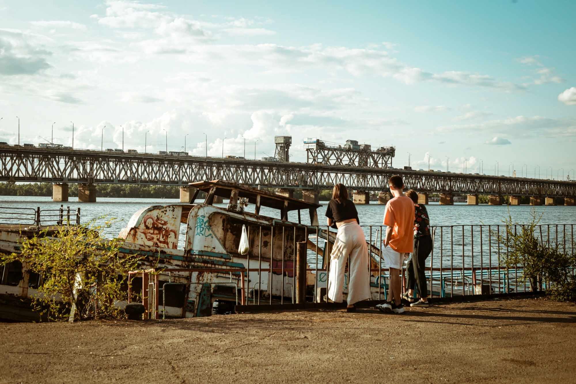 """""""Гоголь Фест"""" в річковому порту: як готують локацію і що там буде"""