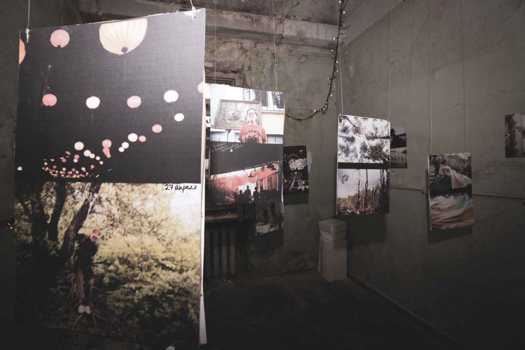"Сквот на DniPro ГогольFest у 2019 році. Студія ""Контрабас"""