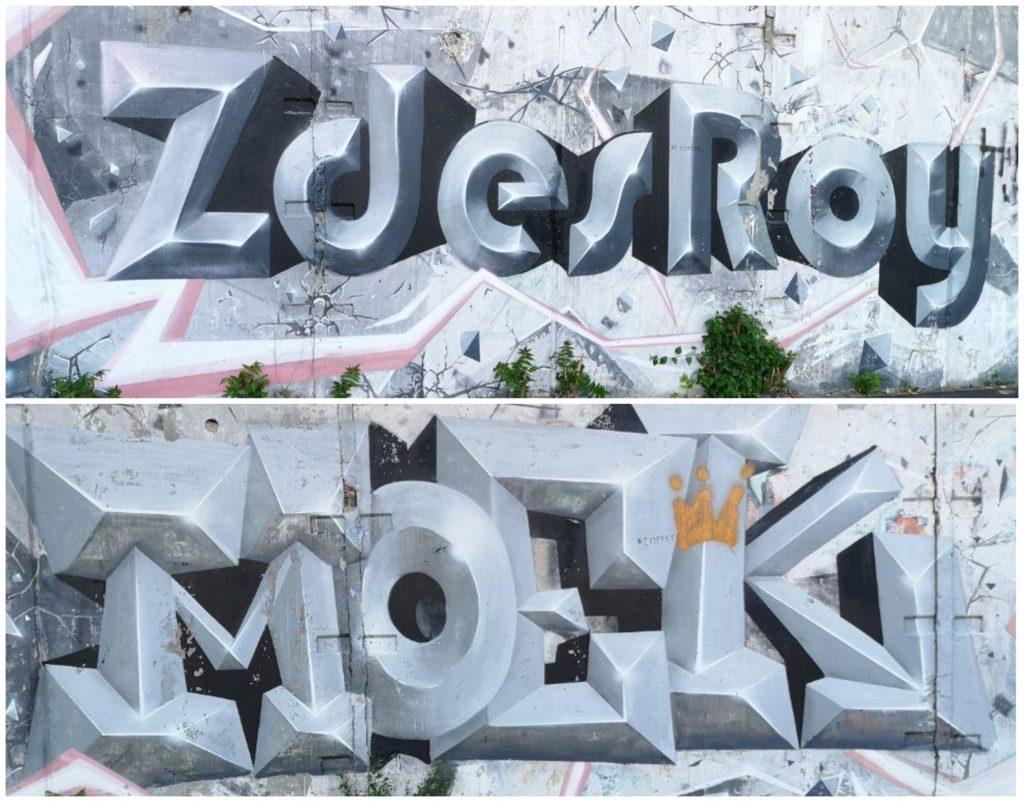 Стрит-арт в Днепре