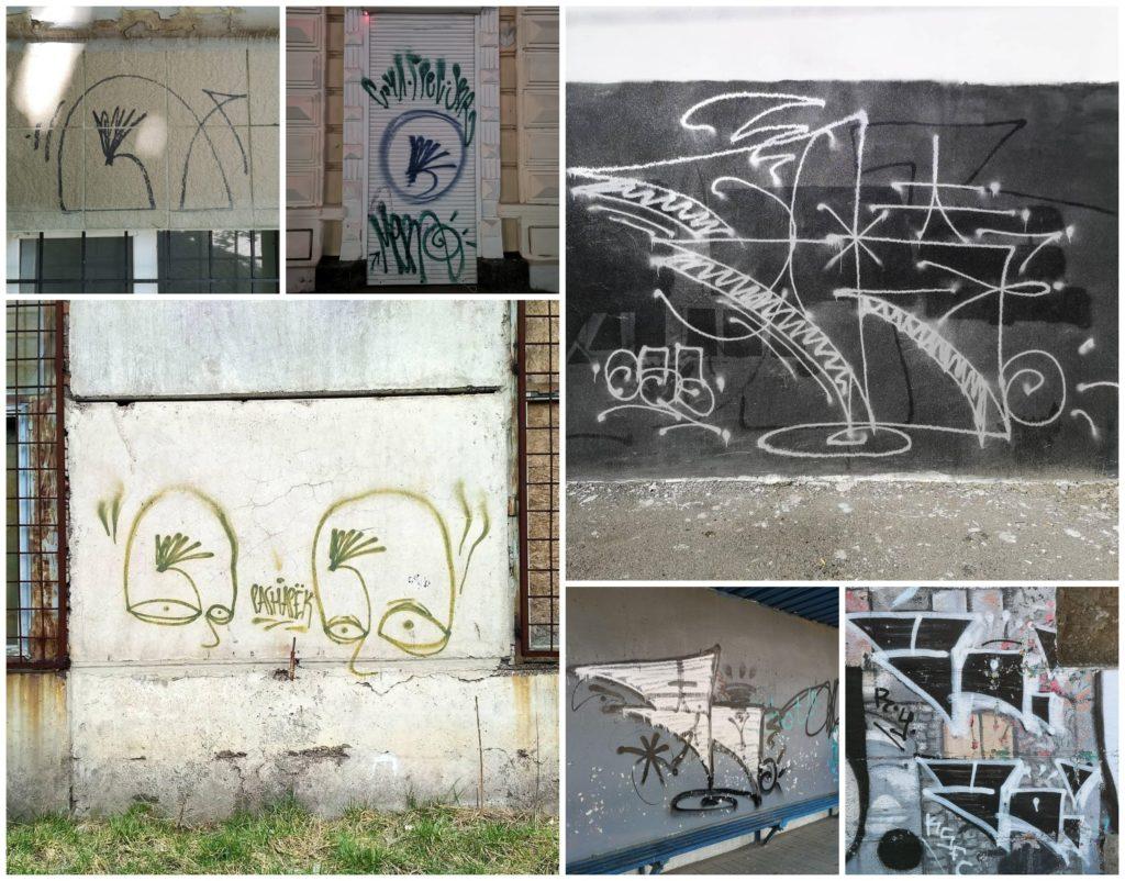 Теги. Стрит-арт в Днепре