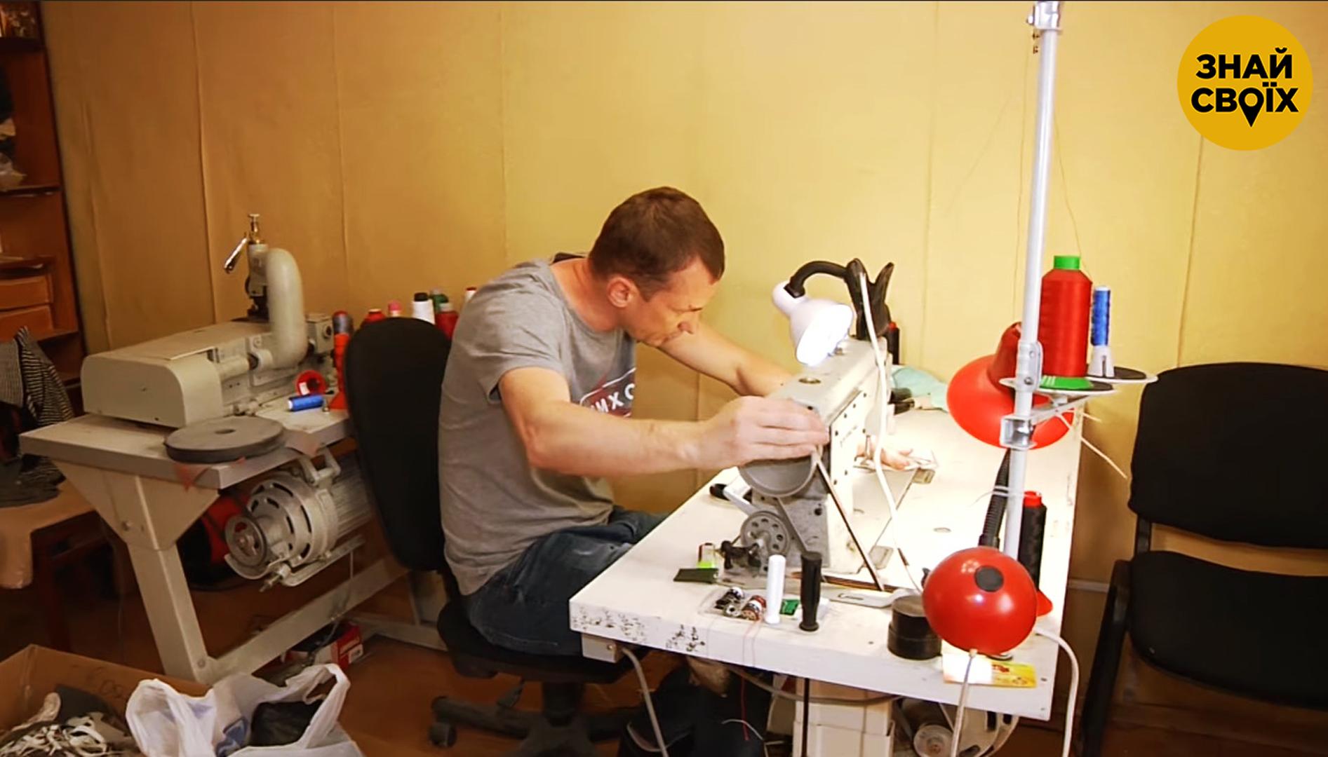 """Украинцы создают каталог местных предпринимателей """"Знай своих"""""""
