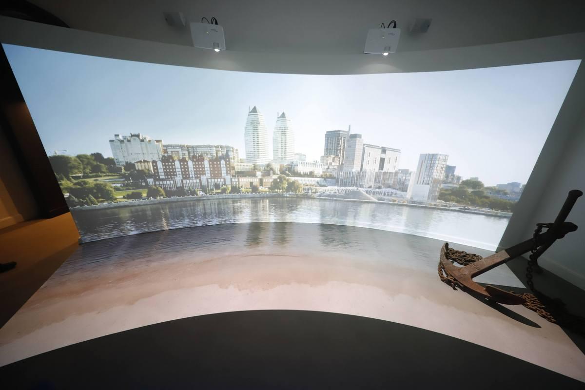 Як виглядатиме Музей історії Дніпра після відкриття: відео