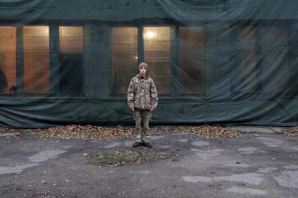 Люди серед нас: Сашко Гаркуша - 2 зображення