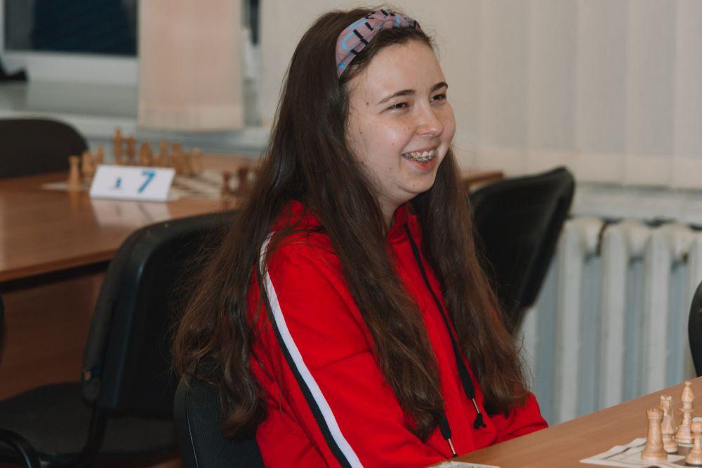 Лізі Гребенщиковій 15, і вона вже показала себе на світових чемпіонатах із шахів.