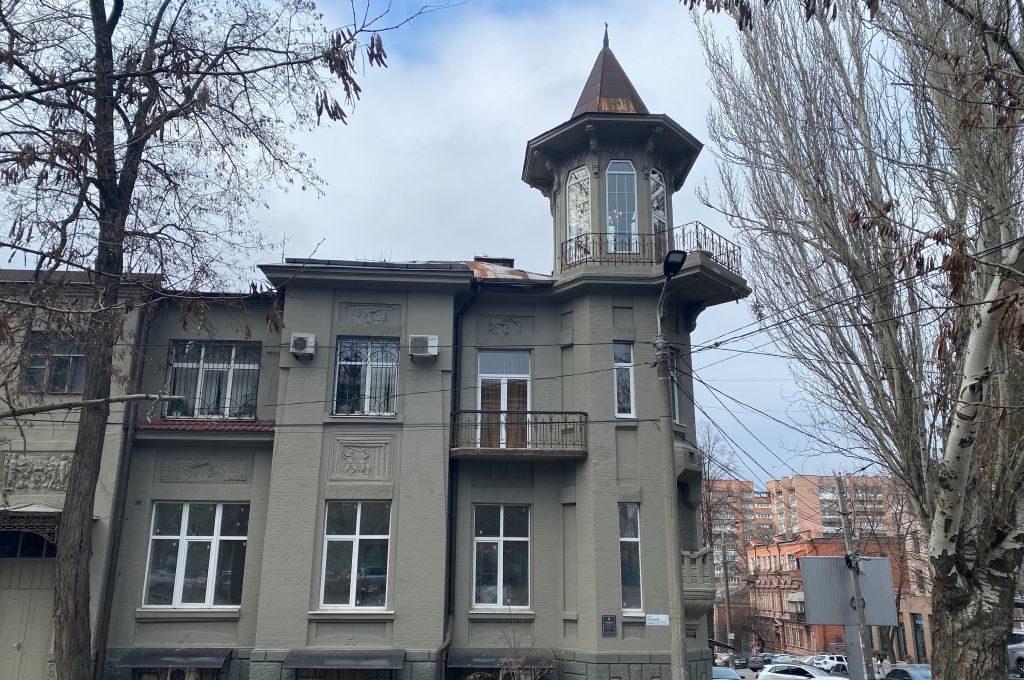 Будинок Непокойчицького: складна історія відновлення