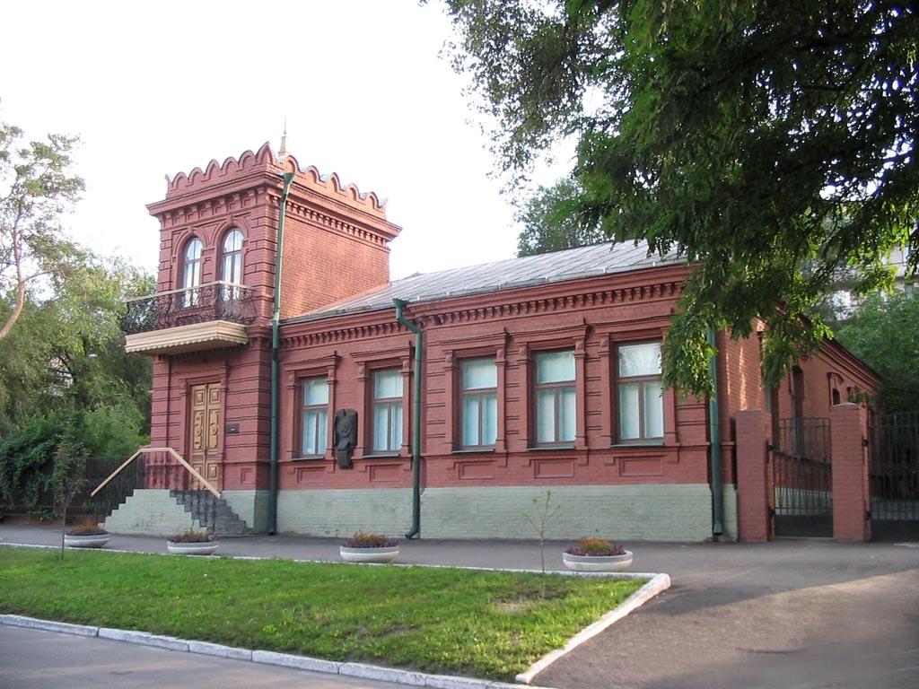 Для посетителей открыли Мемориальный дом-музей Дмитрия Яворницкого - 1 зображення