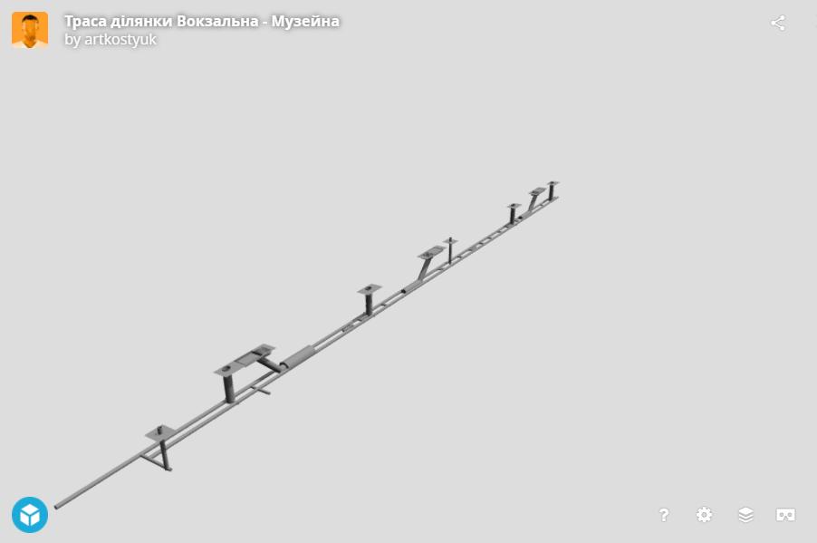 З'явився сайт про будівництво метро у Дніпрі - 1 зображення