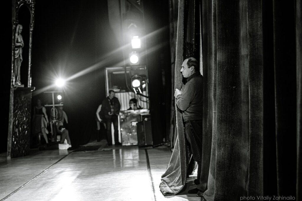 За лаштунками оперного театру - 1 зображення