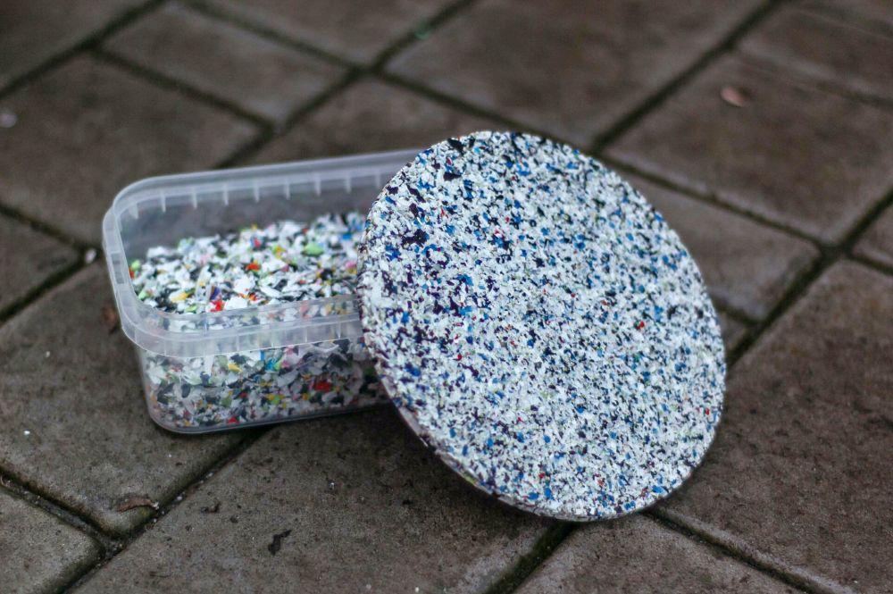 Експеримент. Як працює Precious Plastic Dnepr - 20 зображення