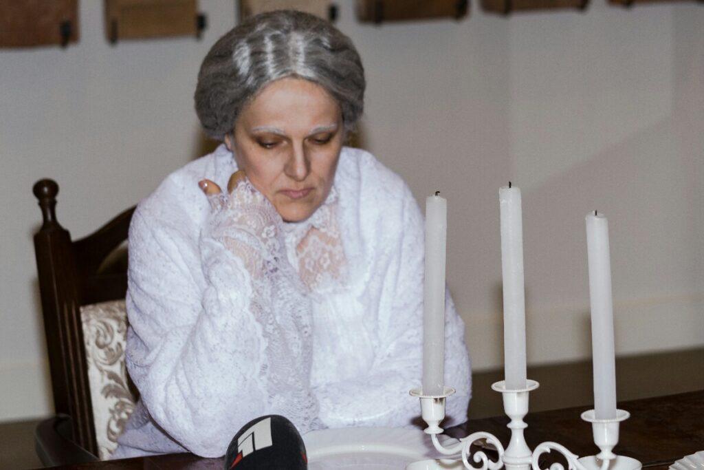 Иммерсивный спектакль о Елене Блаватской: чего ожидать? - 2 зображення