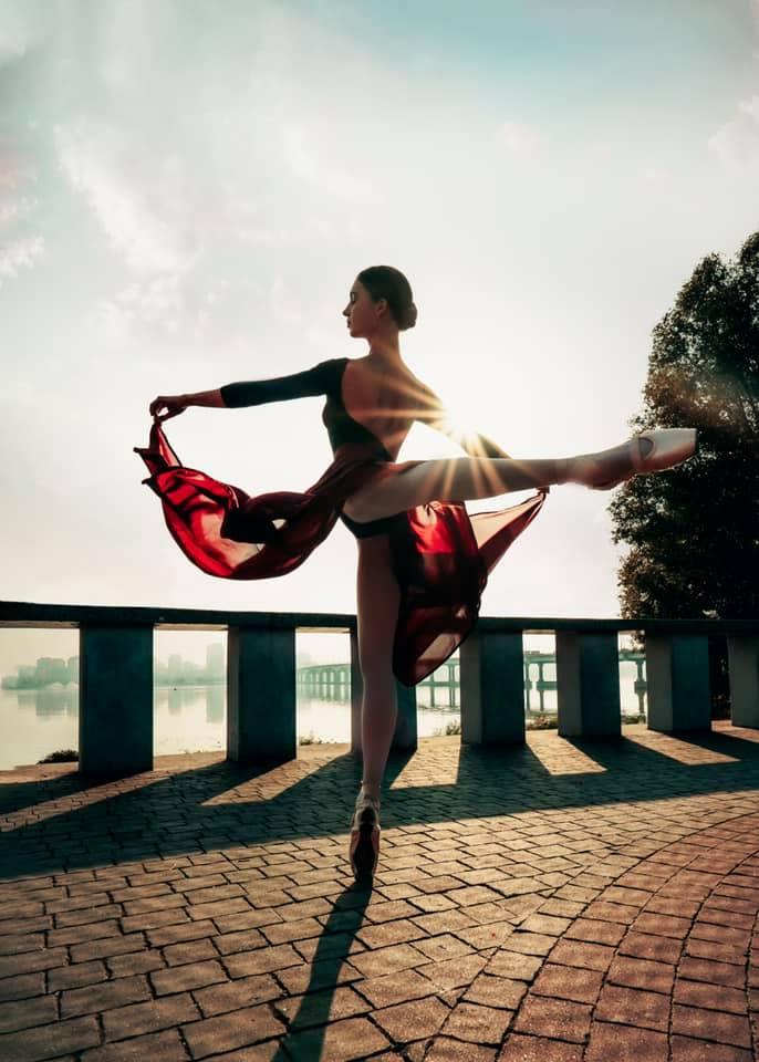 Балерина під мостом: фотограф з Дніпра переміг у міжнародному конкурсі - 4 зображення