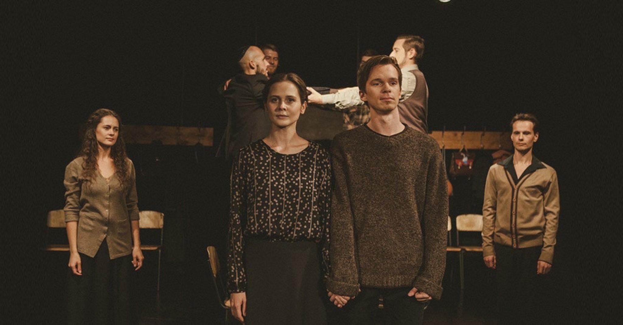 """Театр """"Верим"""" дает серию спектаклей в центре города"""