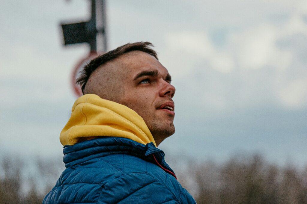 Фотограф Женя Волокита