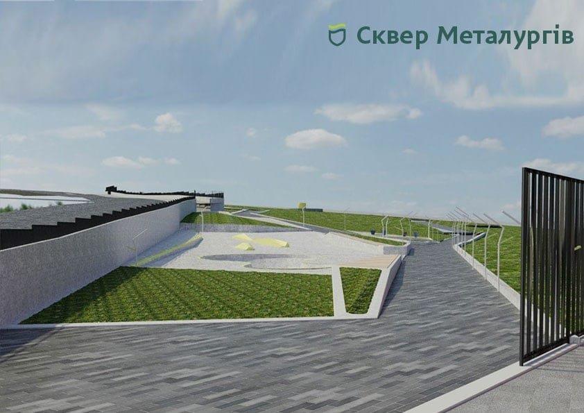 На лівому березі реконструюють три парки: як вони виглядатимуть - 3 зображення