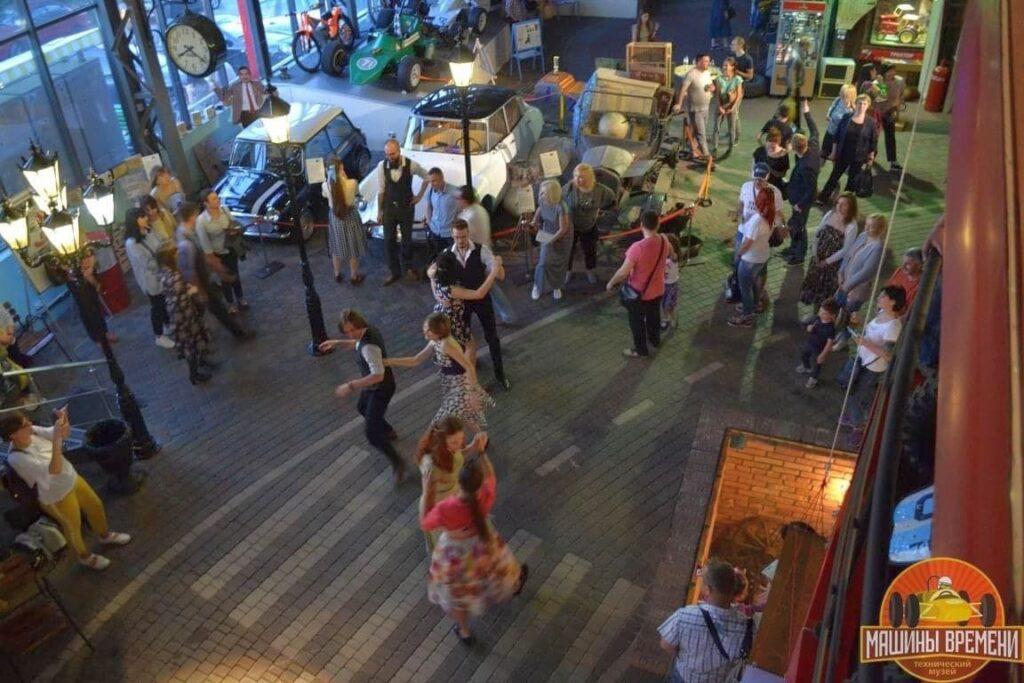 """""""Ніч музеїв"""" у Дніпрі: театральні постановки, виставки та екскурсії - 1 зображення"""