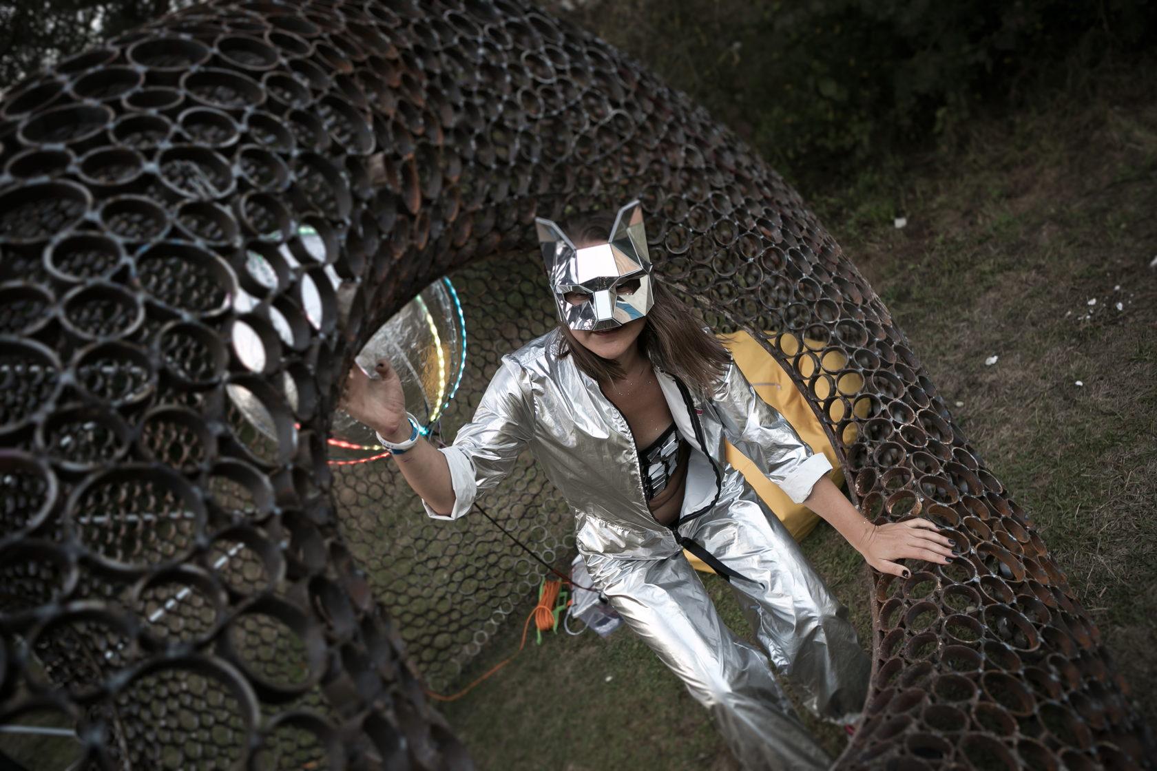 Дніпрянин організовує українську версію Burning Man під Львовом