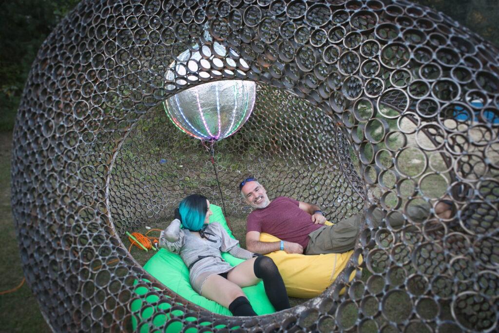 Днепрянин организовует украинскую версию Burning Man под Львовом - 6 зображення