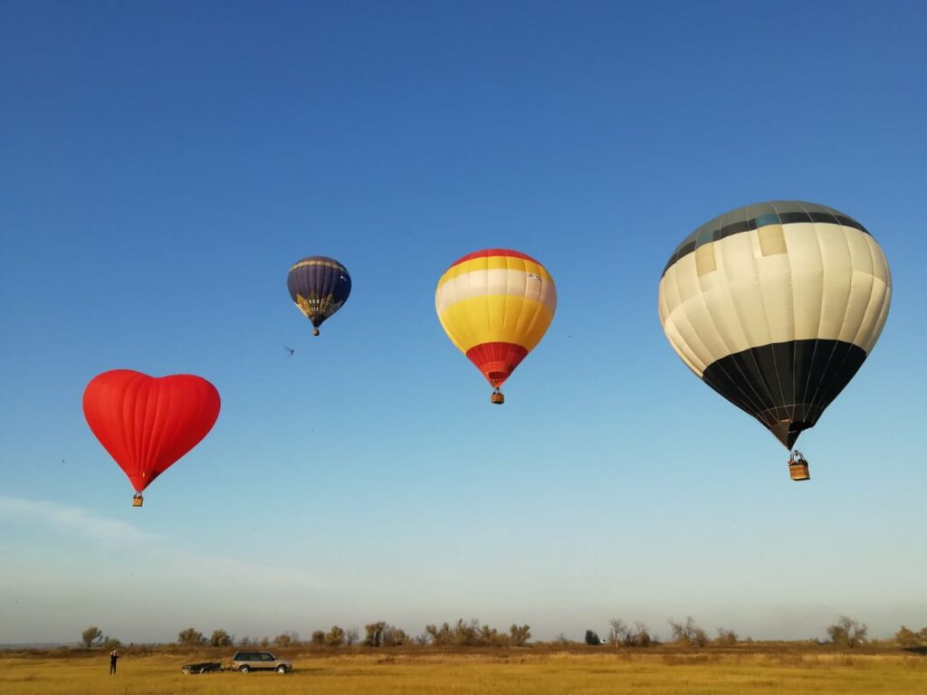 Где полетать в Днепре и области: самолёты, воздушные шары, прыжки с парашютом - 1 зображення