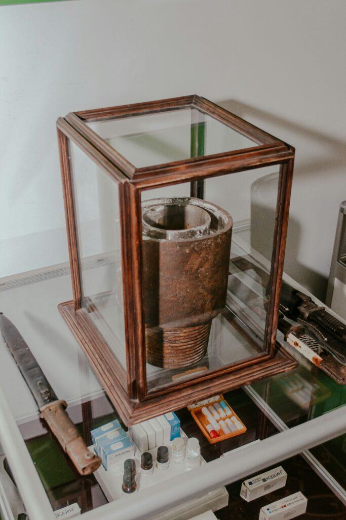 Пример человеческой глупости: музей контрабанды - 4 зображення