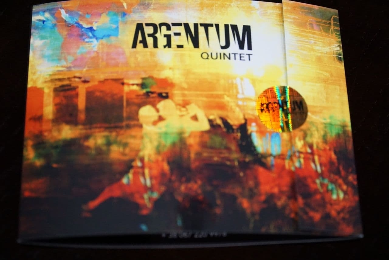 """В Днепре представили музыкальный альбом""""Argentum quintet"""""""