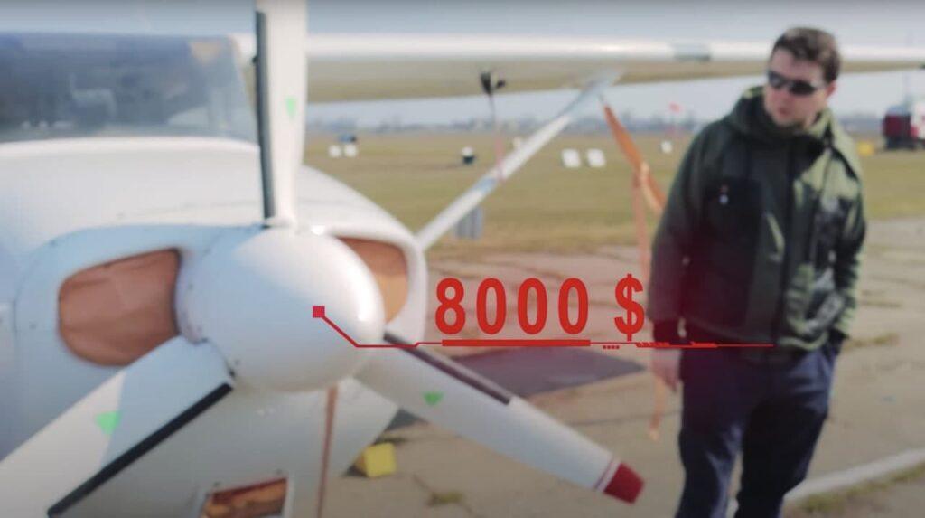 Секретарь горсовета пилотирует самолёт. Вот его история - 8 зображення