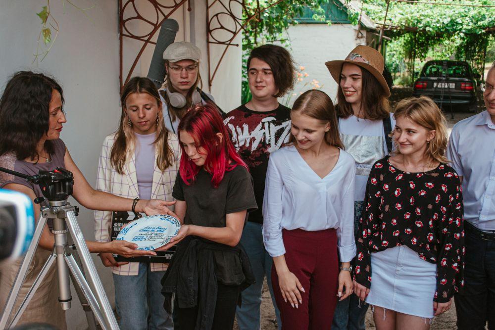 Про Олеся Гончара знімають документальний фільм - 2 зображення