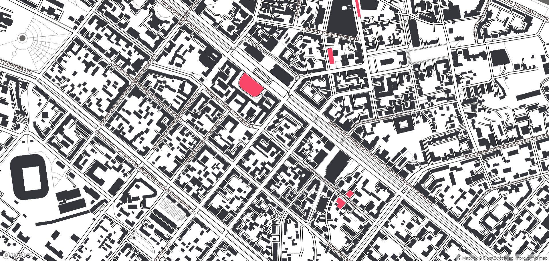 Урбаністичний фестиваль у Дніпрі: програма